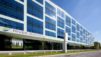 Regus opening new Business Centre in River Garden II/III Building