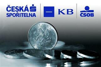 Top three Czech banks post CZK 42bn in 2013