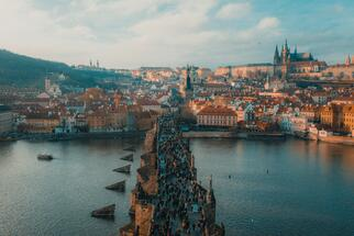 Ivana Tykac is rich in tourism, one of the largest providers of short-term rentals in Prague