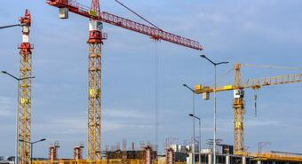 The construction industry is on the move, orders are still growing this year