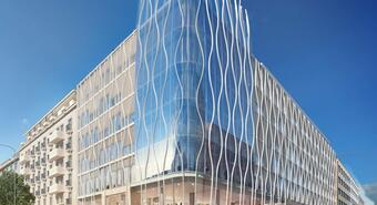 "Flow East names its flagship development project at Wenceslas Square ""The Flow Building"""