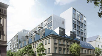 New acquisition of AFI Europe in Karlín: The construction of the multifunctional project will start this year