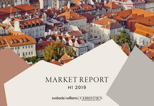 The new Market Report Svoboda & Williams looks back on the past six months in the premium real estate market in Prague