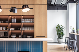 Base boutique co-working offices for the demanding have opened in Prague