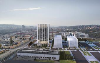 The construction of offices in Prague is still ongoing, but the period of speculative development has ended