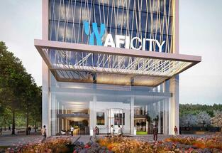 The first office building of the AFI City multifunctional complex in Vysočany was approved