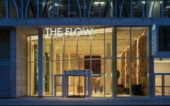 Weber-Stephen has leased premises in The Flow Building