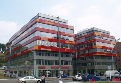 Offices to let in Smíchov Gate
