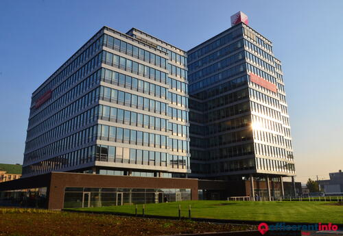 Offices to let in IQ Ostrava