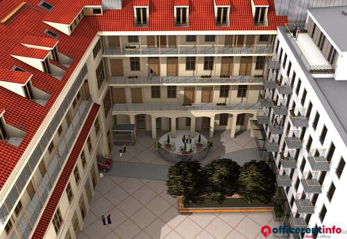 Offices to let in Palác Austria
