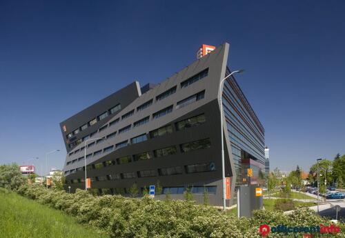 Offices to let in BB Centrum, Budova E