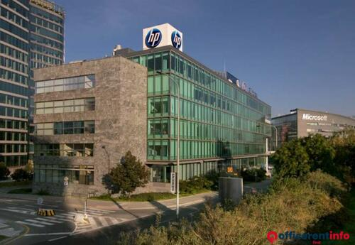 Offices to let in BB Centrum, Budova C