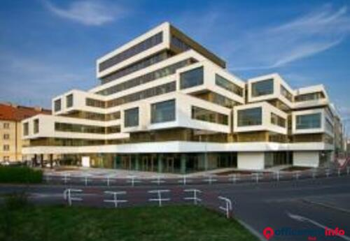 Offices to let in Qubix